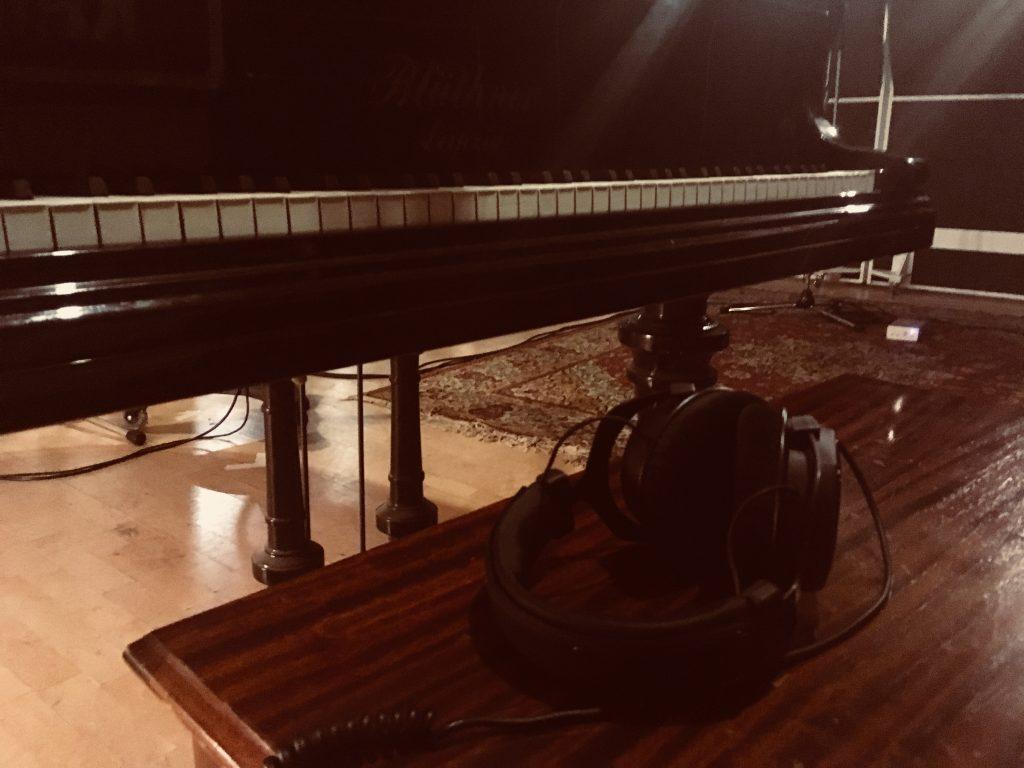 Ada Brodie Studio Boogie Park Piano